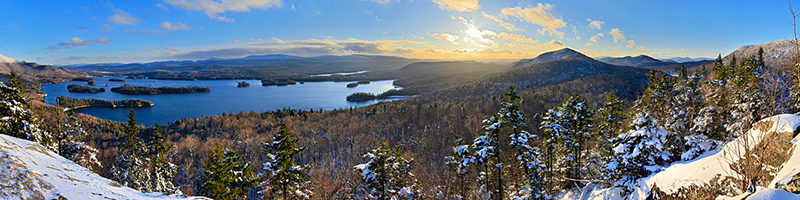 Johnathan Ampersand Esper - Explore the Adirondacks